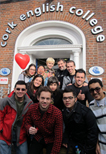 Learn English in Ireland at Cork English College