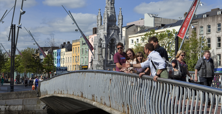 Cork City Tour