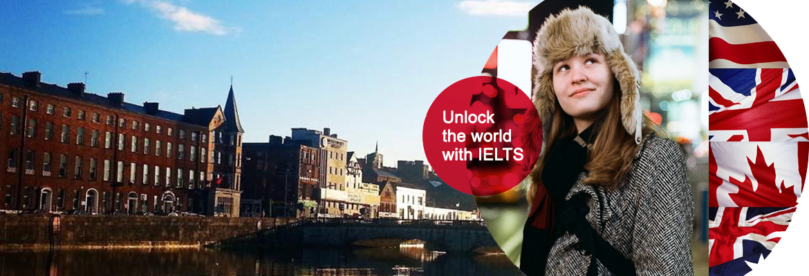 IELTS Exam in Cork